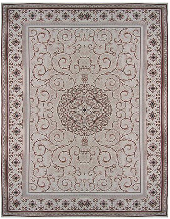 Ковер Oriental Weavers Кастл, цвет: серо-бежевый, 120 х 180 см. 520 Y