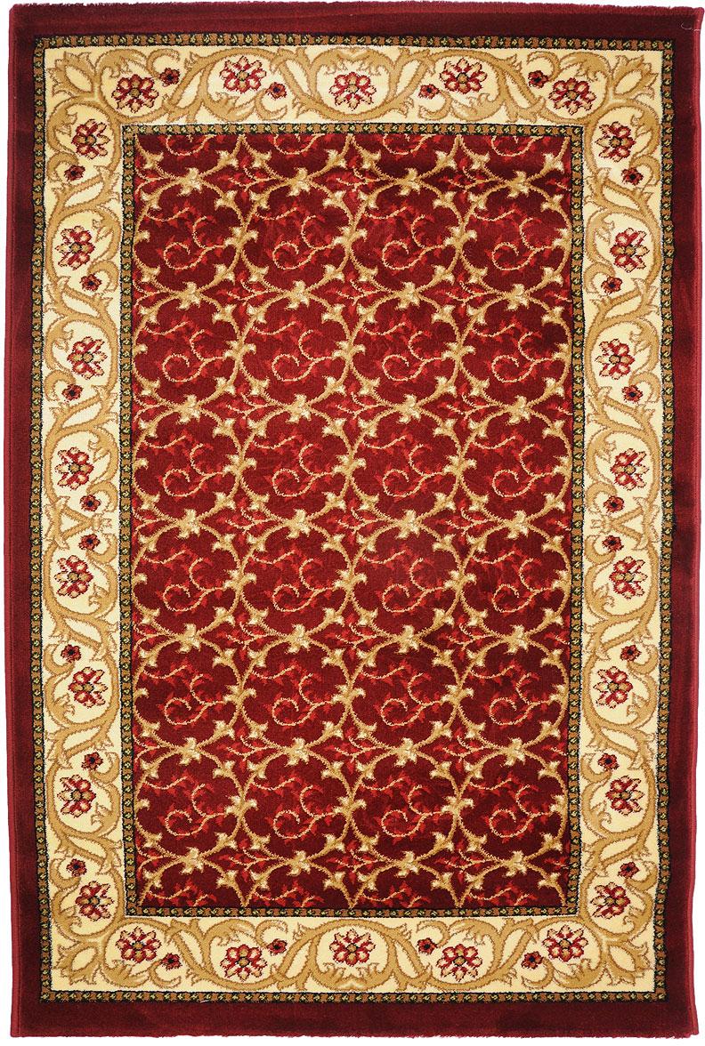 Ковер Kamalak Tekstil, прямоугольный, 100 x 150 см. УК-0221 ковер kamalak tekstil ук 0494