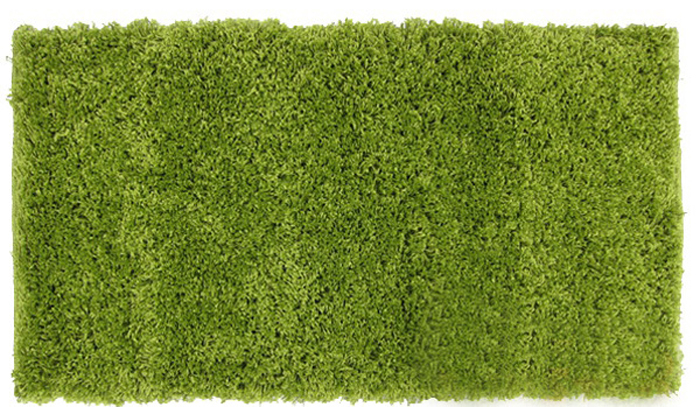 Коврик домашний SunStep, цвет: зеленый, 160 х 230 х 4 см70-865Коврик домашний 160 х 230 см, ворс 4 см, зеленый, SUNSTEP™