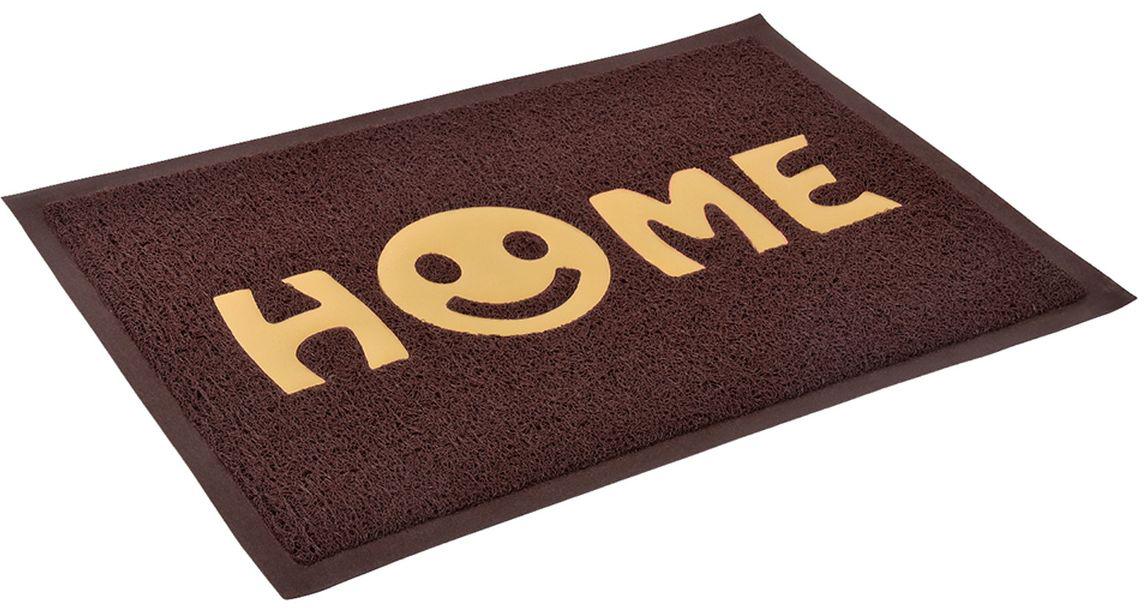 Ворс коврика Vortex изготовлен из полимерного материала.  Коврик Vortex гармонично впишется в интерьер вашего дома и создаст атмосферу уюта и комфорта. Изделие отлично подойдет как для использования в доме, так и снаружи.
