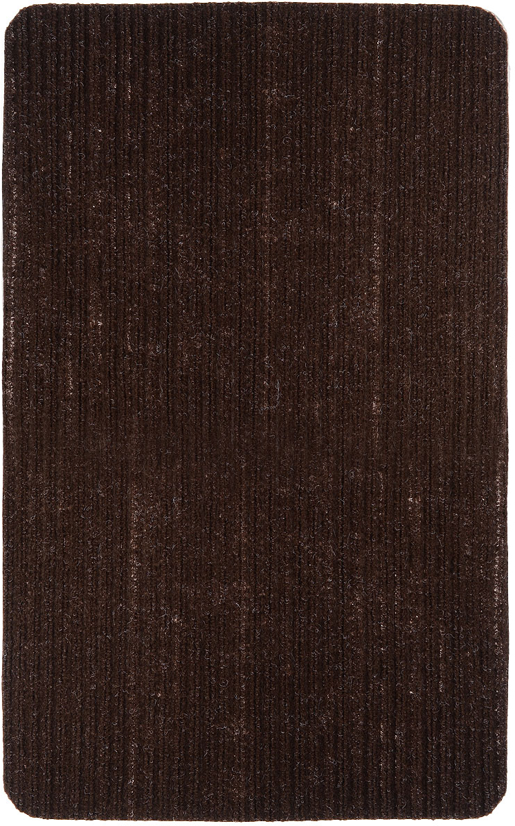 """Придверный коврик Vortex """"Simple"""" выполнен из полимера. Он прост в  обслуживании, прочный и устойчивый к различным погодным условиям.  Такой коврик надежно защитит помещение от уличной пыли и грязи."""