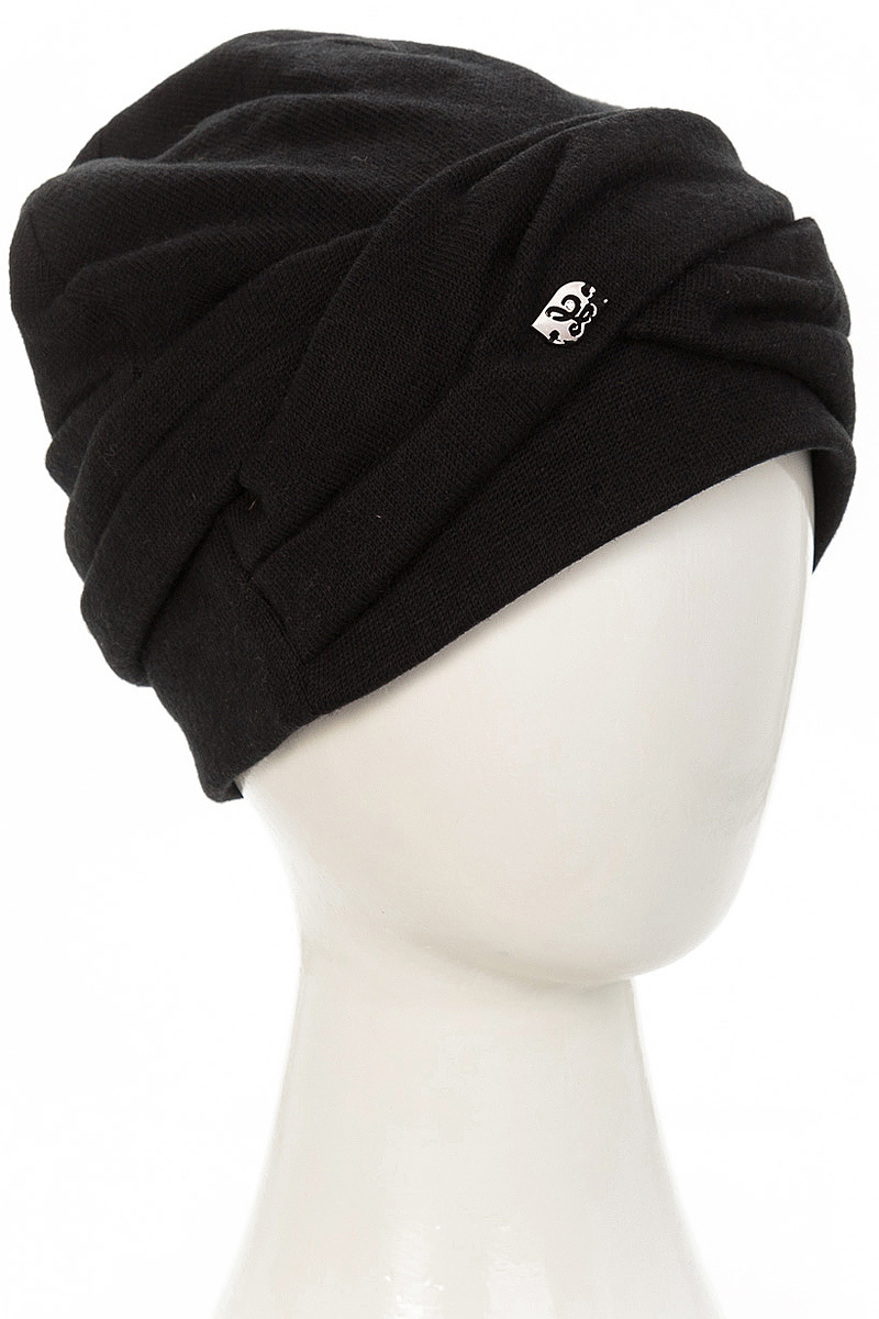 Шапка женская Level Pro Зарина, цвет: черный. 407751. Размер 56/58407751Стильная женская шапка Level Pro дополнит ваш наряд и не позволит вам замерзнуть в холодное время года. Шапка на флисовой подкладке выполнена из пряжи сложного состава с содержанием шерсти и акрила, что позволяет ей великолепно сохранять тепло и обеспечивает высокую эластичность и удобство посадки. Такая шапка составит идеальный комплект с модной верхней одеждой, в ней вам будет уютно и тепло.
