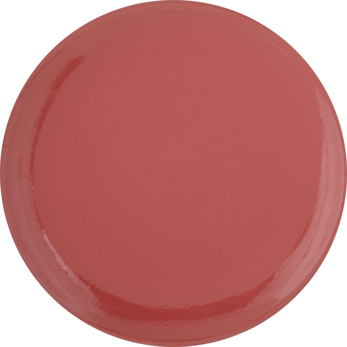 """Тарелка Борисовская керамика """"Радуга"""" выполнена из высококачественной керамики. Изделие идеально подойдет для сервировки стола и станет отличным подарком к любому празднику. Можно использовать в духовке и микроволновой печи."""