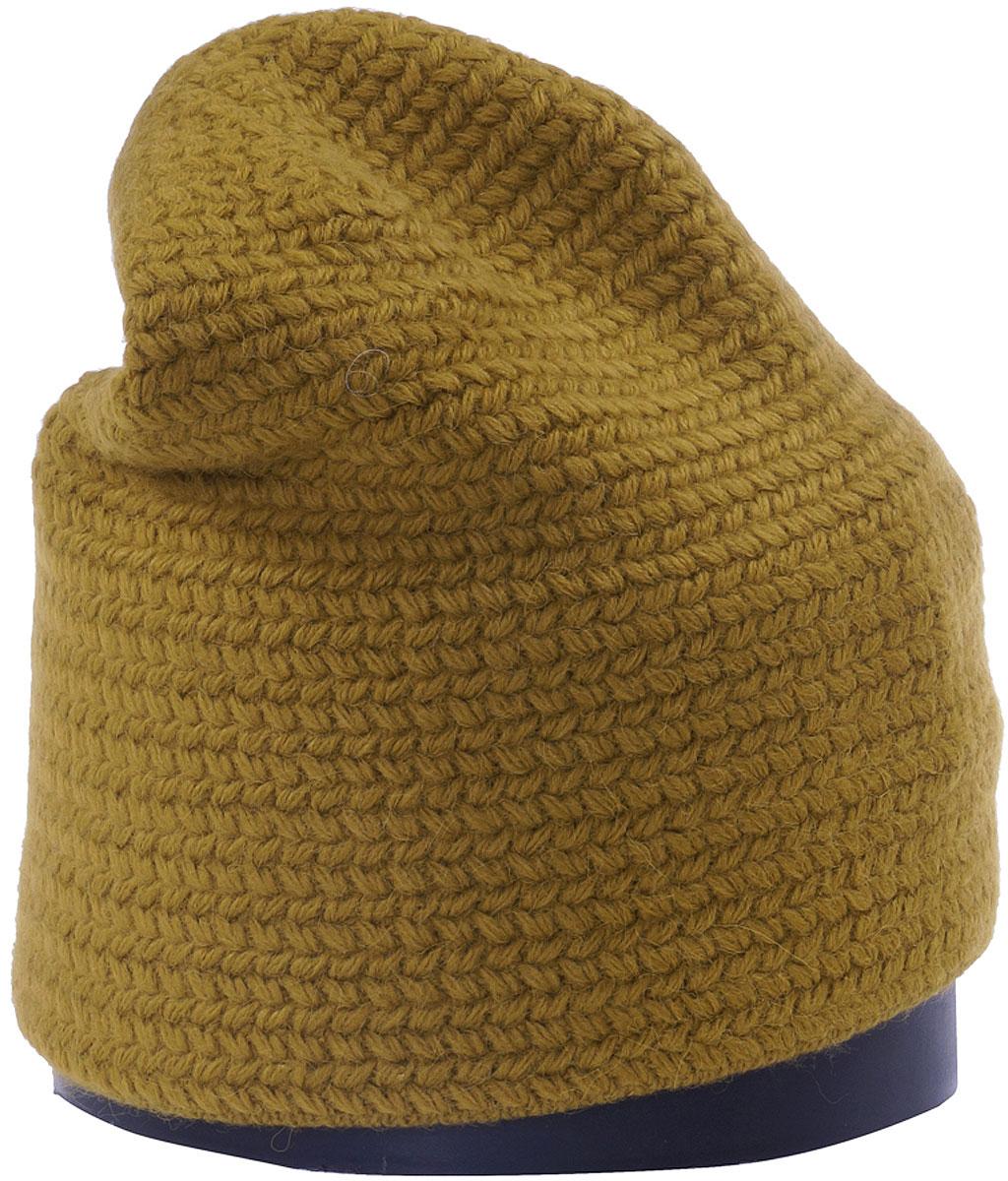 Шапка женская Vittorio Richi, цвет: липа. Aut241891V-64/17. Размер 56/58Aut241891VСтильная женская шапка Vittorio Richi отлично дополнит ваш образ в холодную погоду. Модель, изготовленная из высококачественных материалов, максимально сохраняет тепло и обеспечивает удобную посадку. Привлекательная стильная шапка подчеркнет ваш неповторимый стиль и индивидуальность.