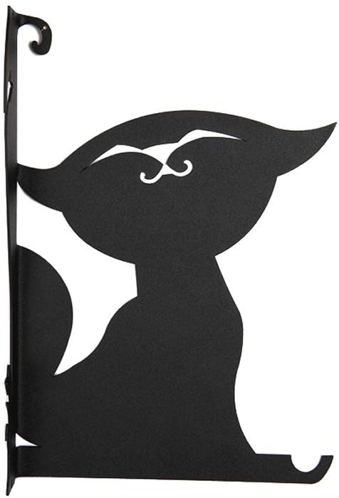 Держатель для цветов Duck&Dog Котенок, 20 см х 29 смДЦ.35011Держатель для цветов Duck&Dog Котенок изготовлен из металла и покрыт специальной порошковой краской черного цвета, что гарантирует долговечность срока службы. Изделие обладает высокой прочностью и износостойкостью. Имеется один крючок для подвешивания цветочного горшка.Держатель для цветов Duck&Dog - это удобный и функциональный аксессуар, который прекрасно подойдет для декора дома или дачи, внутри помещения или уличного. Оригинальные и прочные изделия украсят и сделают уютным ваш дом, станут отличным подарком друзьям для дачи или на новоселье.Крепится к стене с помощью 2 винтов-саморезов (в комплект не входят).