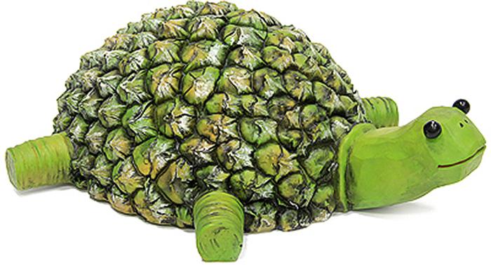 Декоративная фигурка Ананасовая черепаха exetera argenti фигурка firesse 9х10х19 см