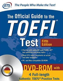 The Official Guide to the TOEFL Test with DVD-ROM the official german beer guide