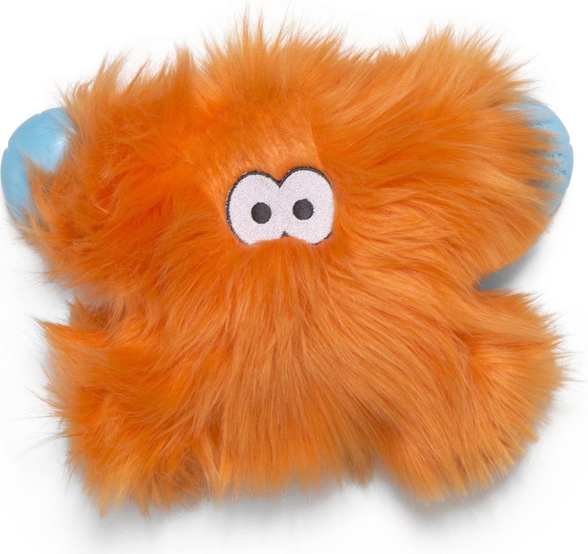 Игрушка для собак Zogoflex  Rowdies Fergus , цвет: оранжевый, 24 см - Игрушки