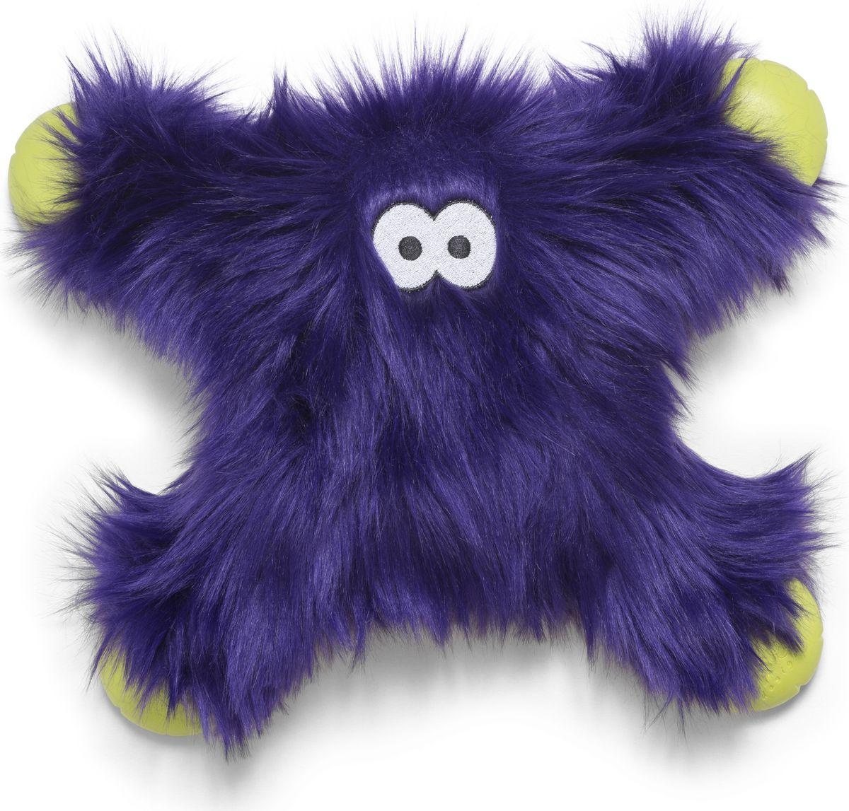 Игрушка для собак Zogoflex Rowdies Lincoln, цвет: фиолетовый, 28 см758174Не подходит для самостоятельных игр. Если ваша собака имеет очень сильные челюсти и быстро разрушает игрушки, рекомендуем вам игрушки Zogoflex: мячик Jive, игрушка под лакомства Tux, гантель Hurley. Идеально подходят для мелких и средних собак, которые очень любят грызть и трепать. Rowdies - новая коллекция плюшевых игрушек для собак от компании West Paw, удостоенная нескольких наград за высочайшую прочность среди текстильных игрушек. Не важно, кукольный у вас терьер или огромный мастиф: игрушки такие крепкие, что выдержат натиск зубов любой собаки!Для создания суперпрочных жевательных зон West Paw использует инновационный материал Zogoflex. Жесткая плюшевая ткань HardyTex усилена сетчатой основой, что продлевает срок службы изделия.Коллекция Rowdies сочетает в себе исключительную долговечность и безопасность материала Zogoflex. Это пушистые плюшевые игрушки, которые прослужат долго!- Сделано в США- Прочная плюшевая игрушка - Гарантированная прочность- Усиленная ткань HardyTex