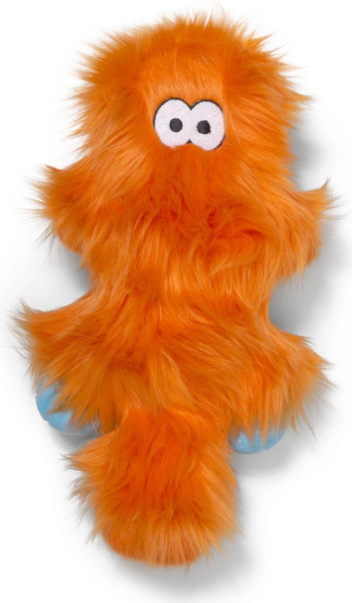 Игрушка для собак Zogoflex Rowdies Sanders, цвет: оранжевый, 17 см758181Не подходит для самостоятельных игр. Если ваша собака имеет очень сильные челюсти и быстро разрушает игрушки, рекомендуем вам игрушки Zogoflex: мячик Jive, игрушка под лакомства Tux, гантель Hurley. Идеально подходят для мелких и средних собак, которые очень любят грызть и трепать. Rowdies - новая коллекция плюшевых игрушек для собак от компании West Paw, удостоенная нескольких наград за высочайшую прочность среди текстильных игрушек. Не важно, кукольный у вас терьер или огромный мастиф: игрушки такие крепкие, что выдержат натиск зубов любой собаки!Для создания суперпрочных жевательных зон West Paw использует инновационный материал Zogoflex. Жесткая плюшевая ткань HardyTex усилена сетчатой основой, что продлевает срок службы изделия.Коллекция Rowdies сочетает в себе исключительную долговечность и безопасность материала Zogoflex. Это пушистые плюшевые игрушки, которые прослужат долго!- Сделано в США- Прочная плюшевая игрушка - Гарантированная прочность- Усиленная ткань HardyTex