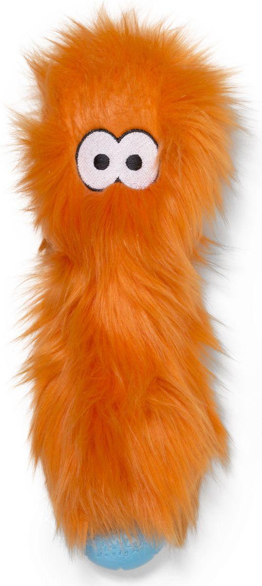 Игрушка для собак Zogoflex Rowdies Custer, цвет: оранжевый, 10 см758242Не подходит для самостоятельных игр. Если ваша собака имеет очень сильные челюсти и быстро разрушает игрушки, рекомендуем вам игрушки Zogoflex: мячик Jive, игрушка под лакомства Tux, гантель Hurley. Идеально подходят для мелких и средних собак, которые очень любят грызть и трепать. Rowdies - новая коллекция плюшевых игрушек для собак от компании West Paw, удостоенная нескольких наград за высочайшую прочность среди текстильных игрушек. Не важно, кукольный у вас терьер или огромный мастиф: игрушки такие крепкие, что выдержат натиск зубов любой собаки!Для создания суперпрочных жевательных зон West Paw использует инновационный материал Zogoflex. Жесткая плюшевая ткань HardyTex усилена сетчатой основой, что продлевает срок службы изделия.Коллекция Rowdies сочетает в себе исключительную долговечность и безопасность материала Zogoflex. Это пушистые плюшевые игрушки, которые прослужат долго!- Сделано в США- Прочная плюшевая игрушка - Гарантированная прочность- Усиленная ткань HardyTex