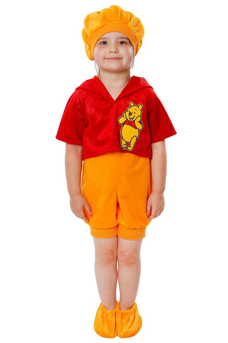 Батик Костюм карнавальный для мальчика Винни размер 26 - Карнавальные костюмы и аксессуары