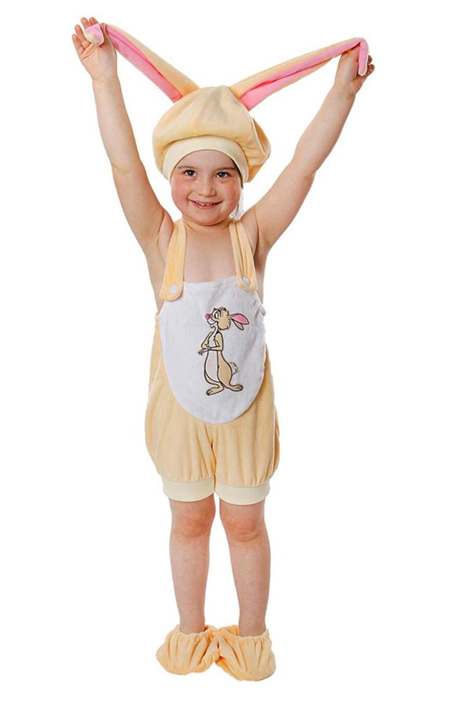 Батик Костюм карнавальный для мальчика Кролик размер 26 - Карнавальные костюмы и аксессуары