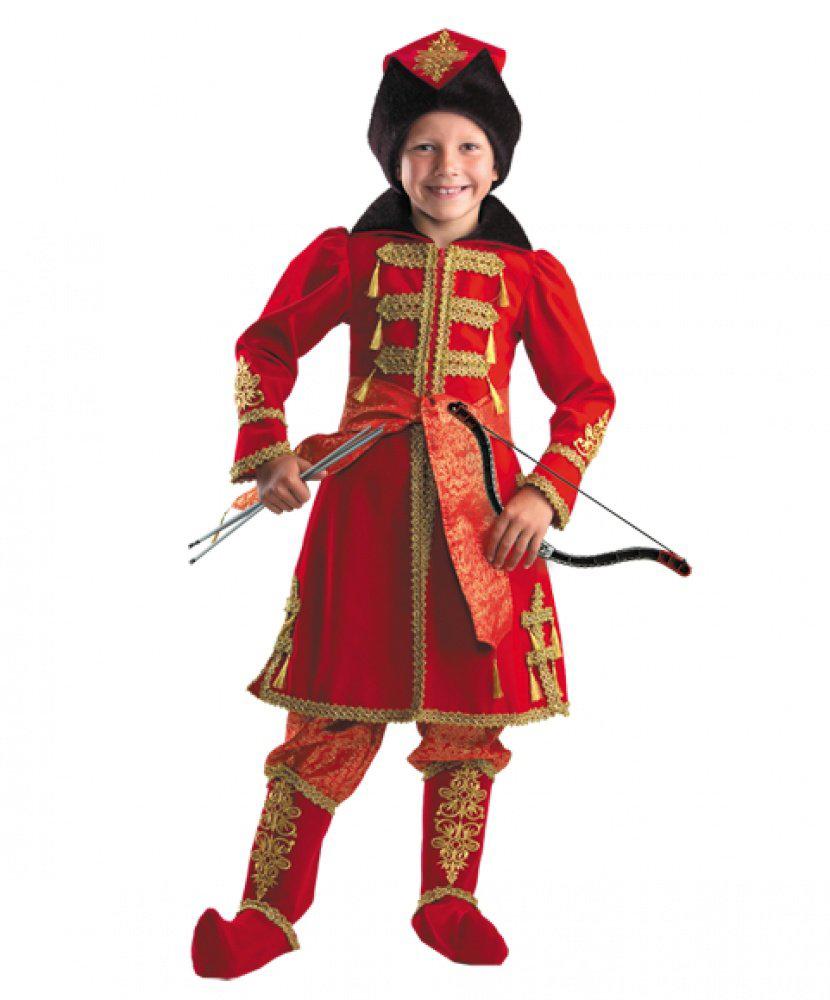 Батик Костюм карнавальный для мальчика Иван Царевич размер 38 батик костюм карнавальный для мальчика римский воин размер 38