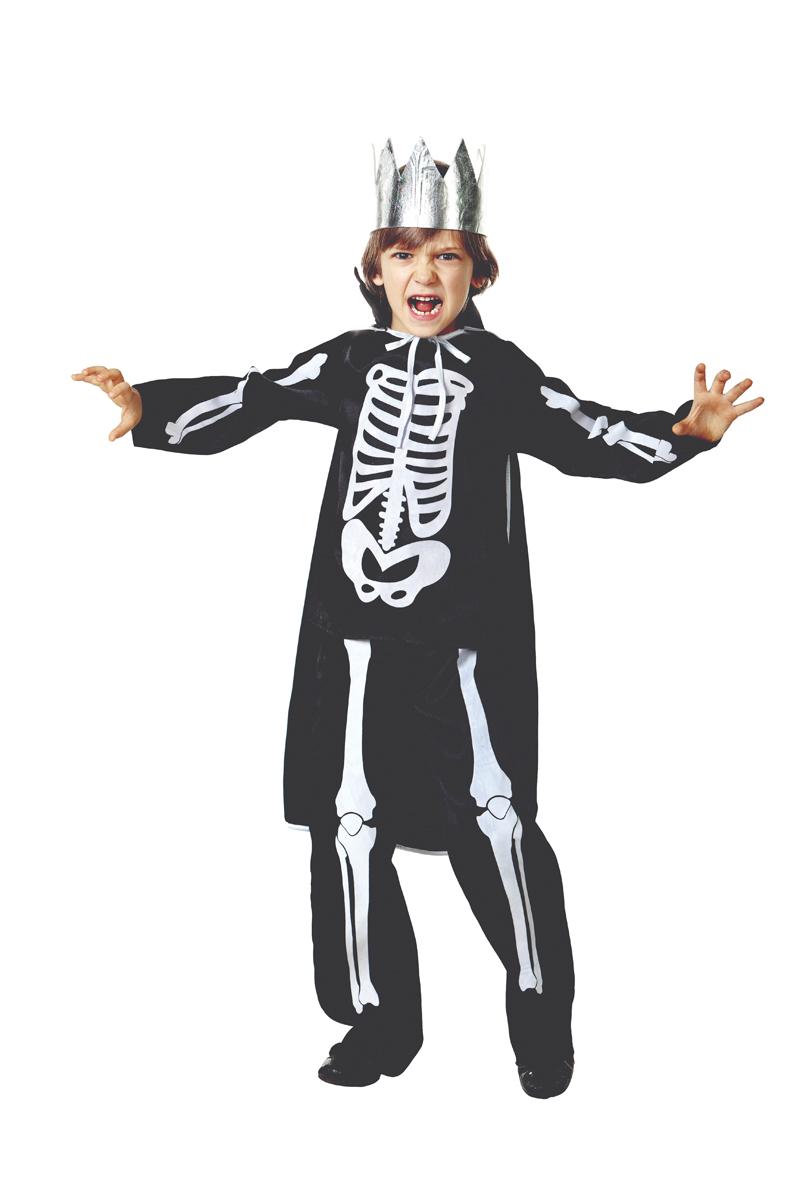 Батик Костюм карнавальный для мальчика Кащей Бессмертный размер 32 - Карнавальные костюмы и аксессуары