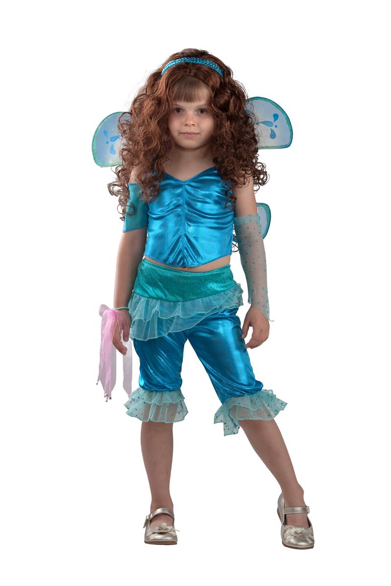 Батик Костюм карнавальный для девочки Лейла размер 36 батик костюм карнавальный для девочки муза размер 34