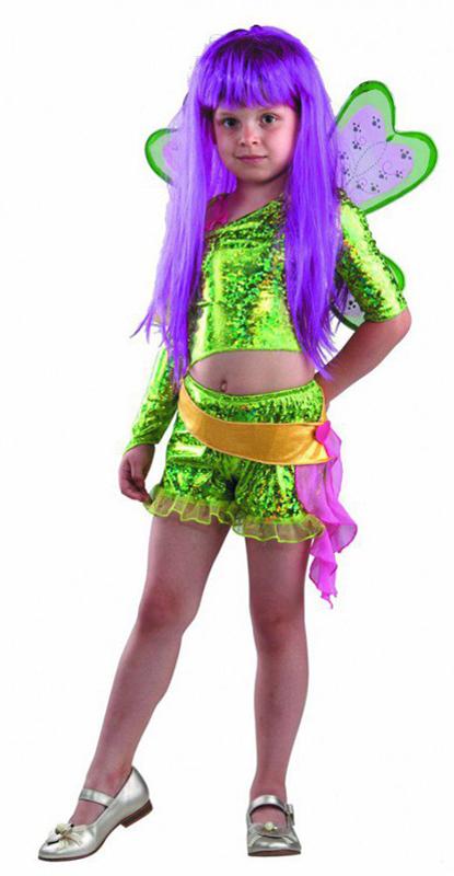 Батик Костюм карнавальный для девочки Рокси размер 32 батик карнавальный костюм для девочки снежинка размер 32