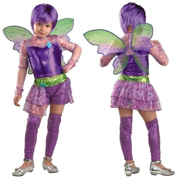 Батик Костюм карнавальный для девочки Текна размер 34