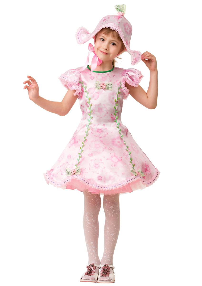 Батик Костюм карнавальный для девочки Дюймовочка сказочная размер 36 витус карнавальный костюм дюймовочка