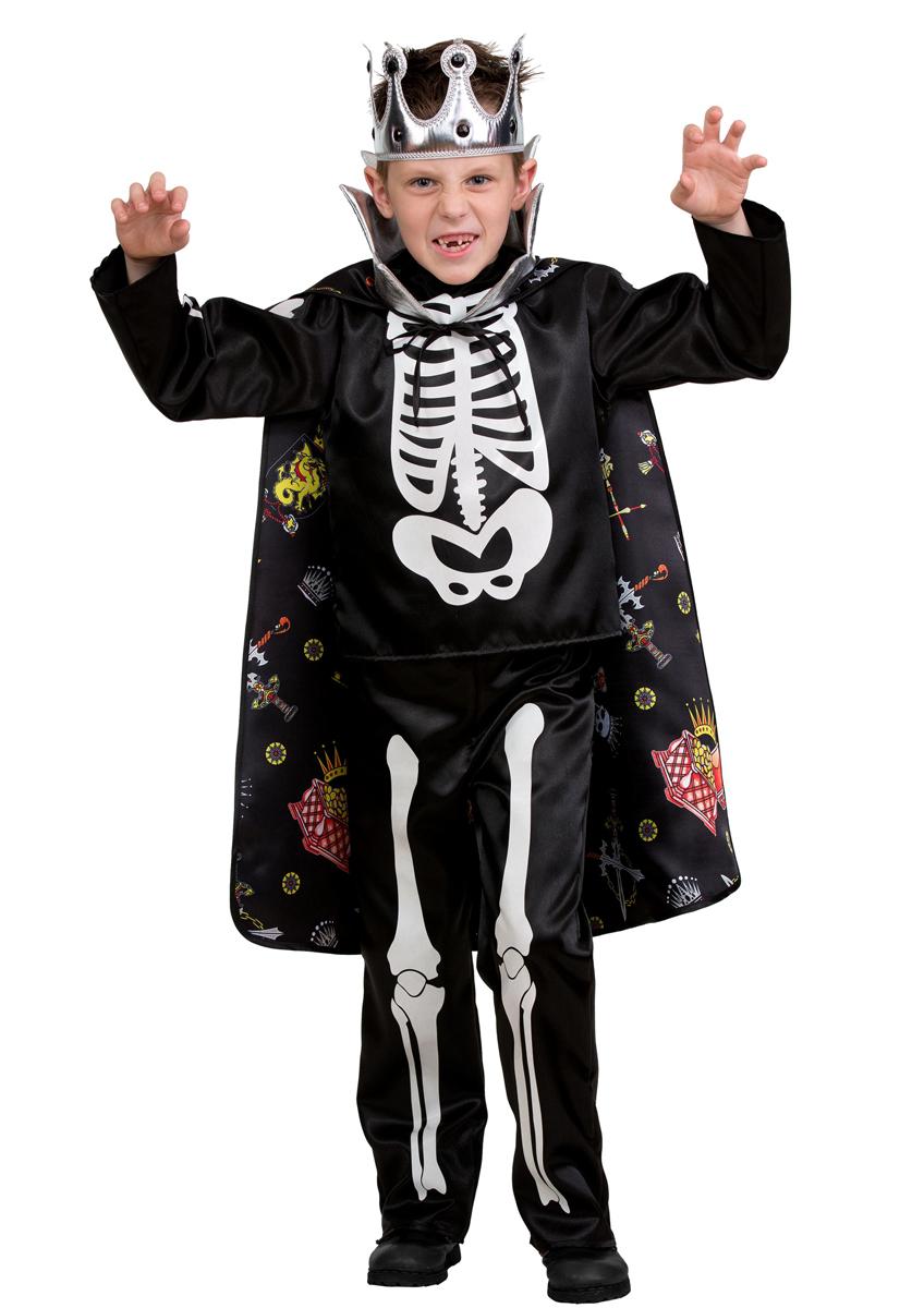 Батик Костюм карнавальный для мальчика Кащей Бессмертный сказочный размер 40 батик костюм карнавальный для мальчика римский воин размер 38