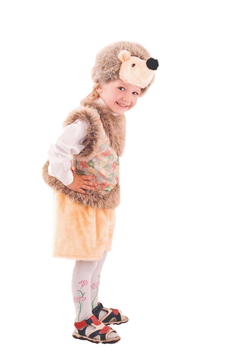 Батик Костюм карнавальный для мальчика Ежик Тима размер 26-28 батик костюм карнавальный ежик размер 28