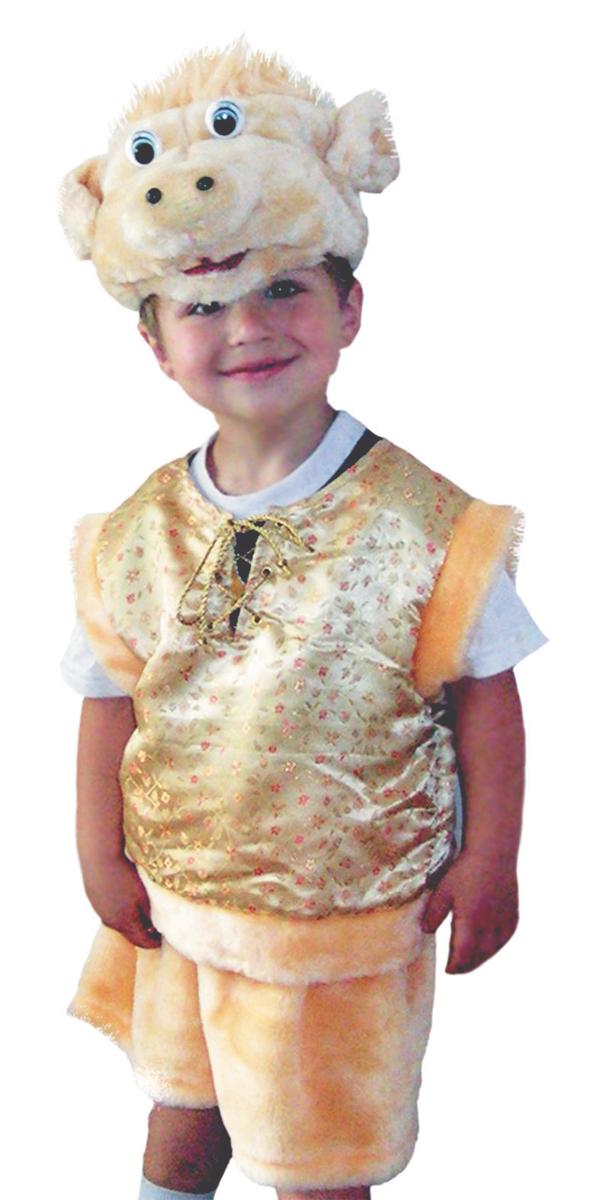 Батик Костюм карнавальный для мальчика Поросенок Наф-Наф размер 26-28
