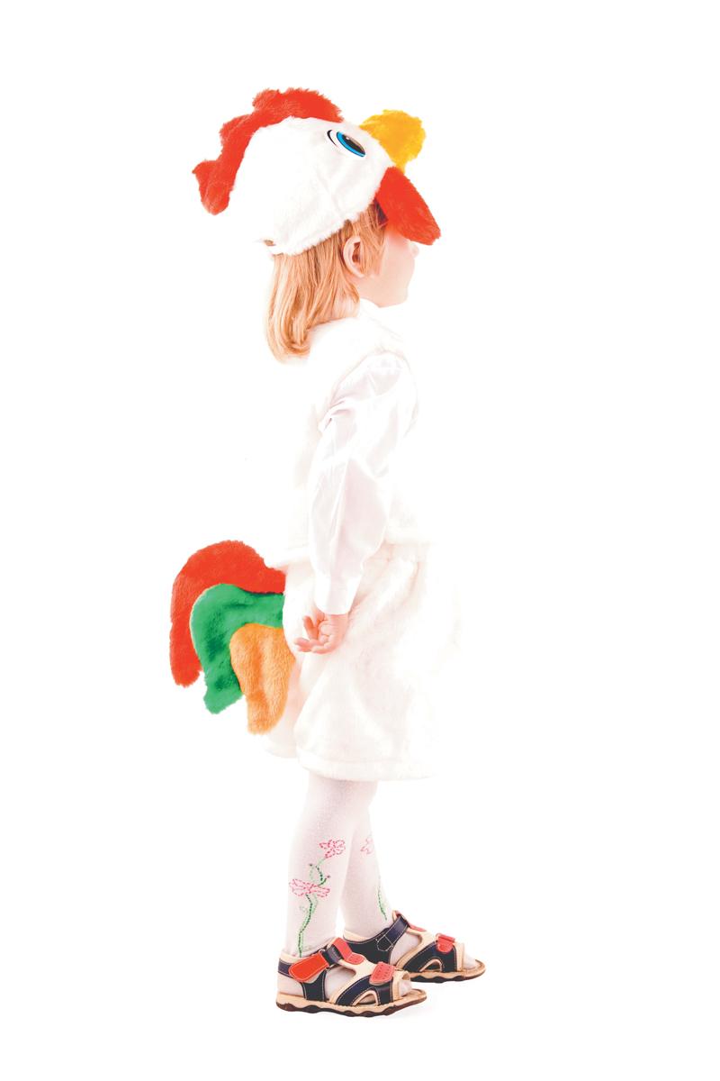 Батик Костюм карнавальный для мальчика Петушок размер 28 батик костюм карнавальный ежик размер 28