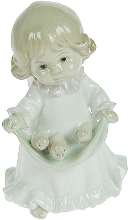 Статуэтка Ангелочек, высота 15 см статуэтки pavone статуэтка дама в вечернем платье