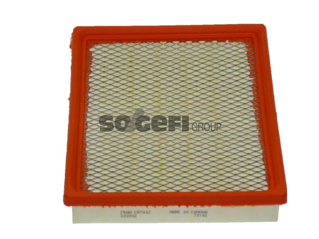 Фильтр воздушный FRAM CA7432CA7432