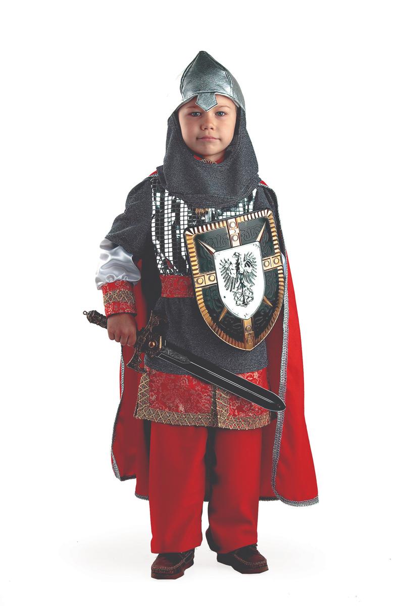 Батик Костюм карнавальный для мальчика Витязь размер 34 батик костюм карнавальный для мальчика витязь размер 34