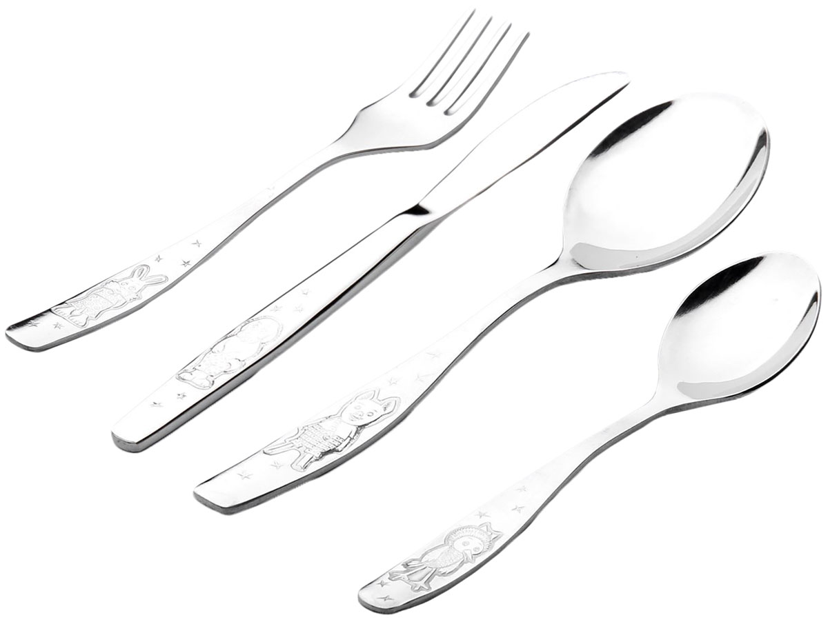 Добросталь Набор посуды для кормления Антошка