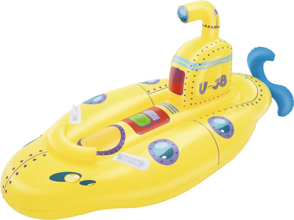 Bestway Игрушка надувная Субмарина игрушка надувная скутер bestway игрушка надувная скутер