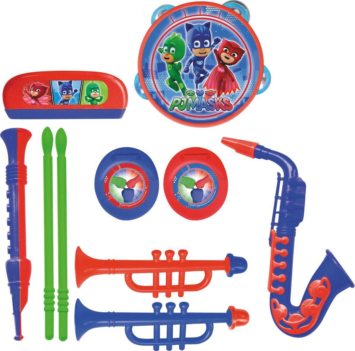 Герои в масках Набор музыкальных инструментов - Интерактивные игрушки