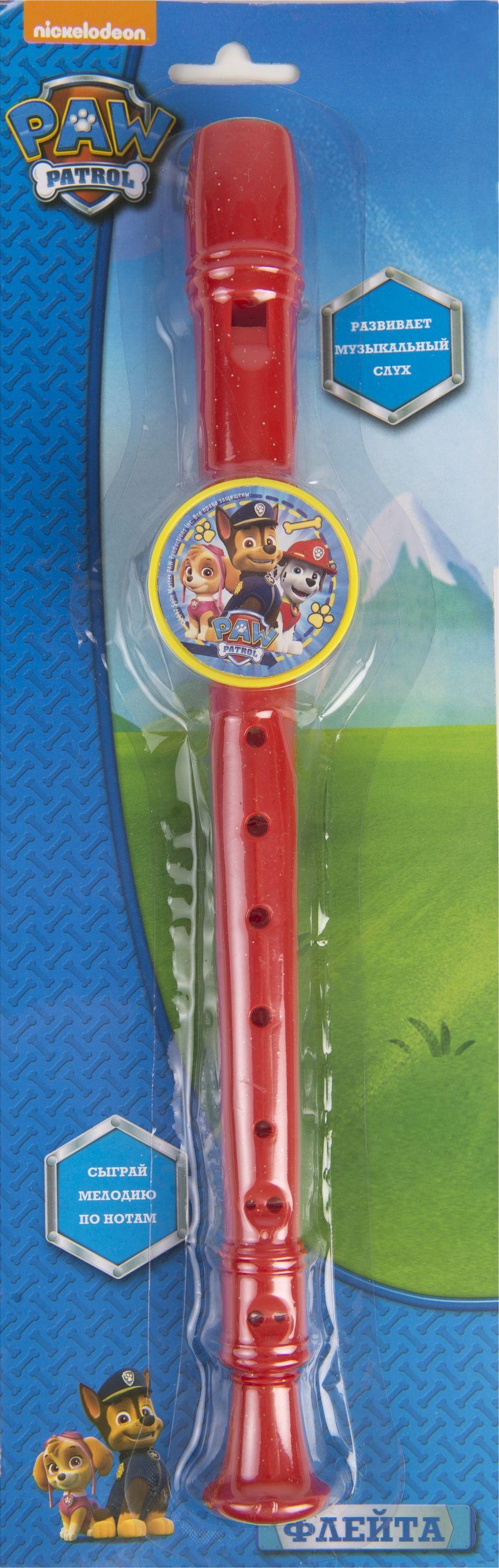 Щенячий патруль Музыкальная игрушка Флейта