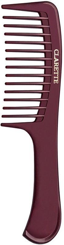Clarette Расческа для волос с ручкой. CPB 739CPB 739;CPB 739Расческа с ручкой. Используется для расчесывания волос любого типа и длины, создания пробора и простых причесок.