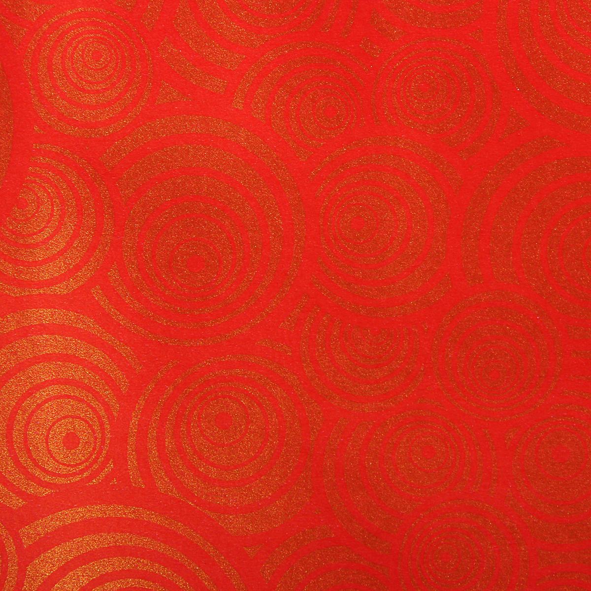 Бумага упаковочная Круги, 53 см х 10 м. 29663492966349Любой подарок начинается с упаковки. Что может быть трогательнее и волшебнее, чем ритуал разворачивания полученного презента. И именно оригинальная, со вкусом выбранная упаковка выделит ваш подарок из массы других. Она продемонстрирует самые тёплые чувства к виновнику торжества и создаст сказочную атмосферу праздника. — это то, что вы искали.