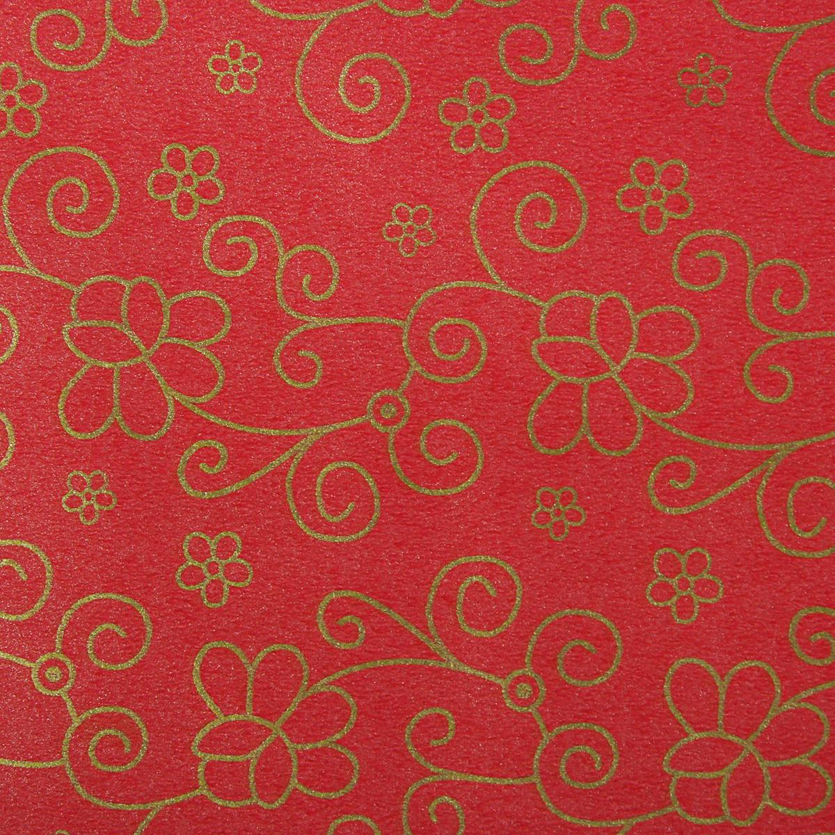 Бумага упаковочная Цветы, 53 см х 10 м. 29663462966346Любой подарок начинается с упаковки. Что может быть трогательнее и волшебнее, чем ритуал разворачивания полученного презента. И именно оригинальная, со вкусом выбранная упаковка выделит ваш подарок из массы других. Она продемонстрирует самые тёплые чувства к виновнику торжества и создаст сказочную атмосферу праздника. — это то, что вы искали.