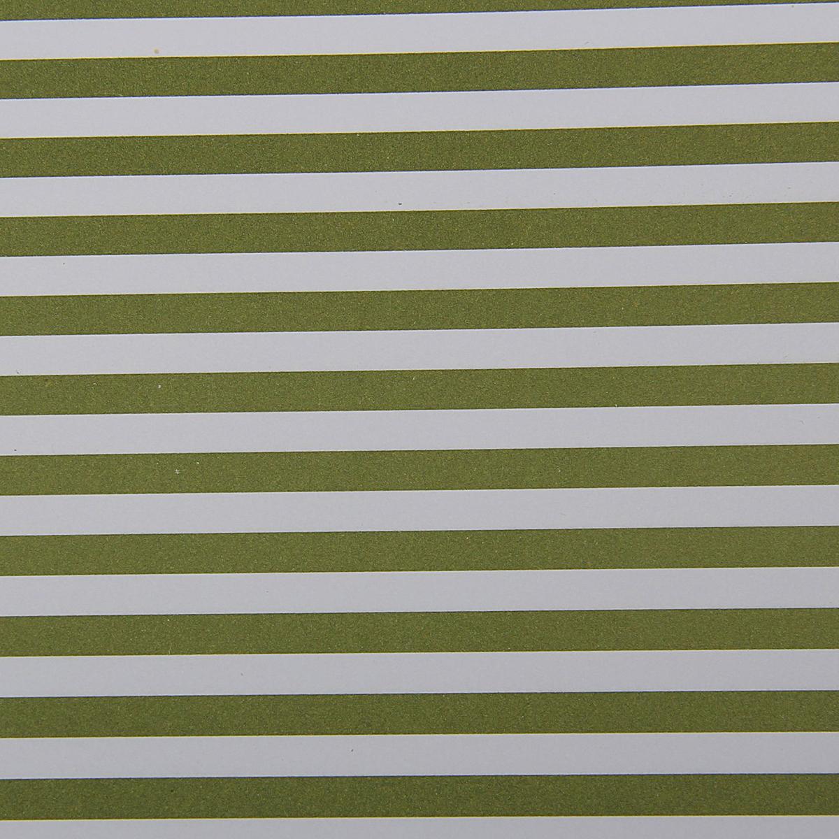 Бумага упаковочная Зеленые полоски, 60 х 60 см. 15585391558539Любой подарок начинается с упаковки. Что может быть трогательнее и волшебнее, чем ритуал разворачивания полученного презента. И именно оригинальная, со вкусом выбранная упаковка выделит ваш подарок из массы других. Она продемонстрирует самые тёплые чувства к виновнику торжества и создаст сказочную атмосферу праздника. Бумага упаковочная Зеленые полоски, 60 х 60 см — это то, что вы искали.