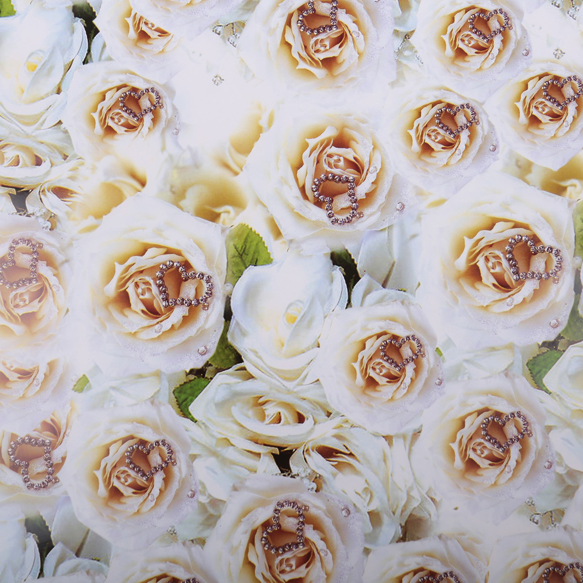Бумага упаковочная Белые розы с сердцем, 70 х 100 см. 820791820791Бумага упаковочная Белые розы с сердцем, 70 х 100 см - один из универсальных и красивейших материалов для декорирования и упаковки цветов и подарков. Она подходит как для самостоятельного оформления подарочной композиции, так и для выведения отдельных элементов. Для вас представлена упаковочная бумага с рисунками на любой вкус: перья, сердца, цветная клетка, пышные розы или листочки. Такое разнообразие рисунков на бумаге сможет вдохновить к созданию композиции каждого человека, особенно когда цена на упаковку не превысит стоимости самого подарка. Специально для вашей выгоды мы предлагаем оптовые цены и удобный интерфейс интернет-магазина для комфортной покупки.