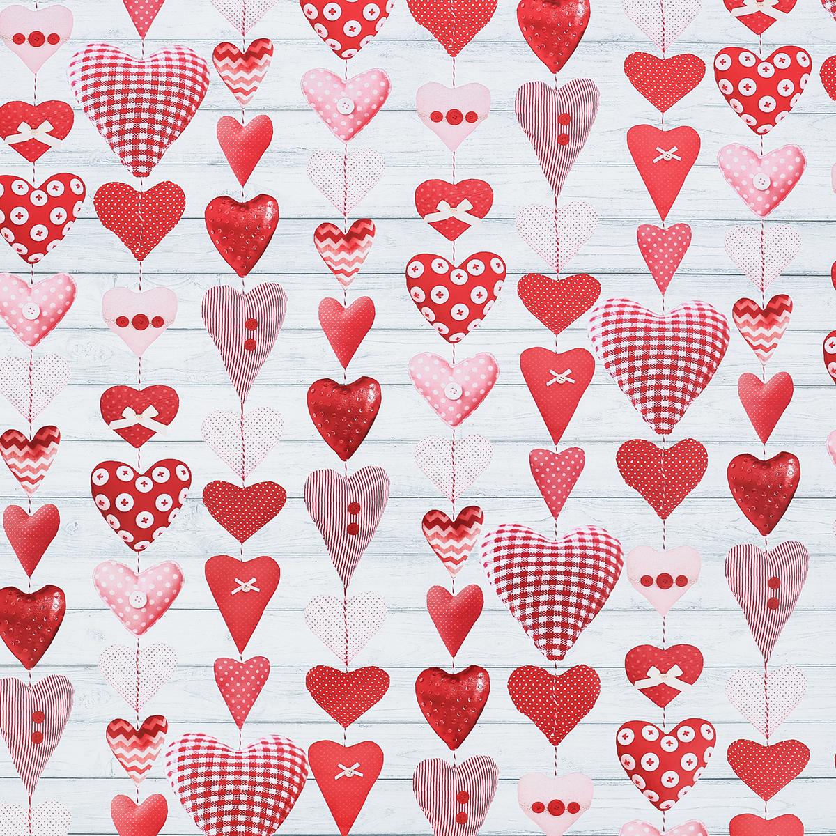 Бумага упаковочная Дарите счастье Сердечки хенд-мейд, глянцевая, 70 х 100 см. 2862091 в минске интернет магазин детскую одежду секонд хенд