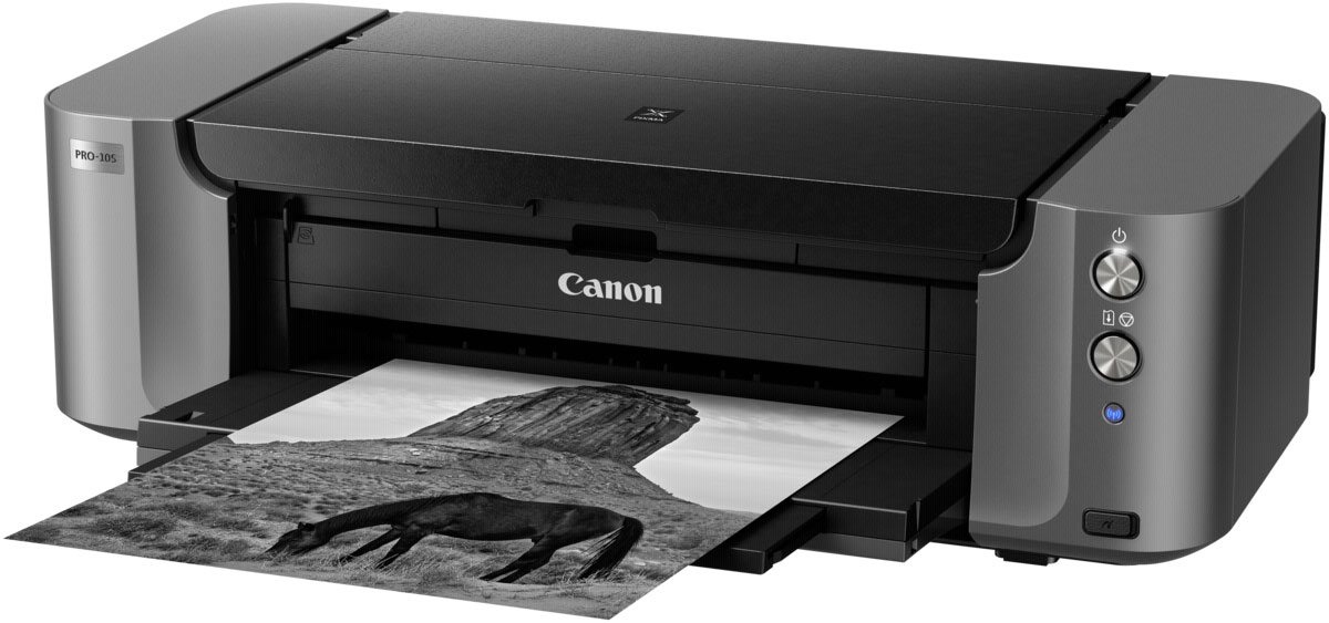 Canon Pixma PRO-10S принтер285460Принтер Canon PIXMA PRO-10S (струйный, A3+, 4800dpi, WiFi, USB2.0, AirPrint)