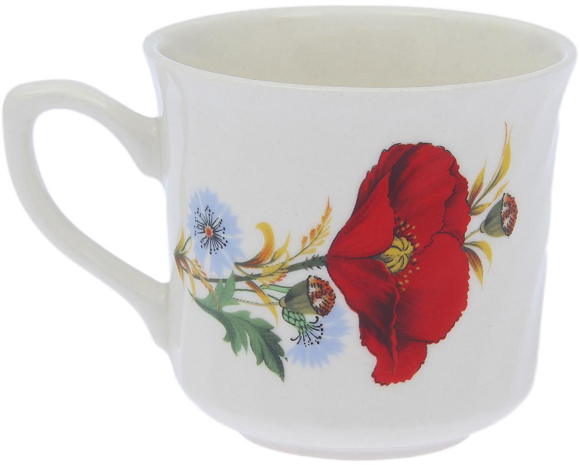 Кружка Керамика ручной работы Забава, 220 мл1821198Данная кружка выполнена из керамики. Изделие выдержит высокую и низкую температуру, надолго сохранит чай горячим, а остуженные напитки холодными. емкость не выделяет вредных веществ при сильном нагреве. Кружка долго сохраняет первоначальный внешний вид и подходит как для мытья вручную, так и в посудоечной машине. Интересное оформление украшает изделие и выделяет среди прочих. Окружайте себя красивыми вещами: такая чашка поднимет вам настроение даже в ненастный день!