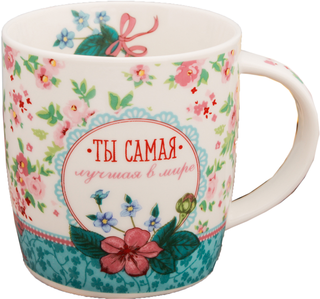 """Очаровательная кружка Sima-Land """"Любимая сестренка"""" выполнена из керамики. В комплект входит аккуратная керамическая подставка для чайного пакетика. Она позволит наслаждаться чаепитием и не беспокоиться о пятнах на столе или скатерти.   Набор сделан в едином стиле и дополнен яркой подарочной упаковкой."""