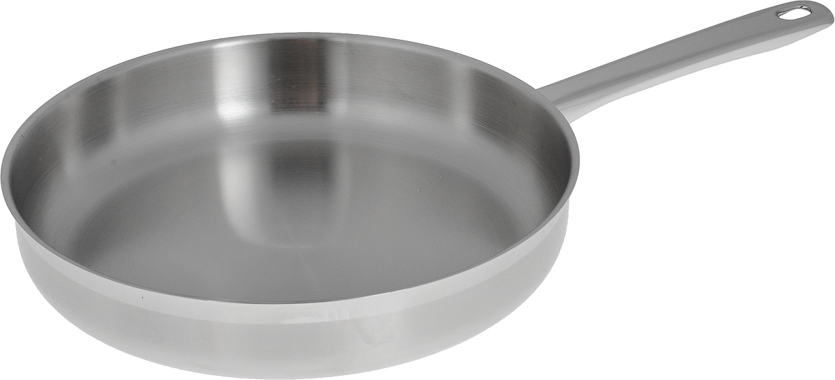 цена на Сковорода Silampos Европа, цвет: металл, диаметр 28 см. 632123BM5128