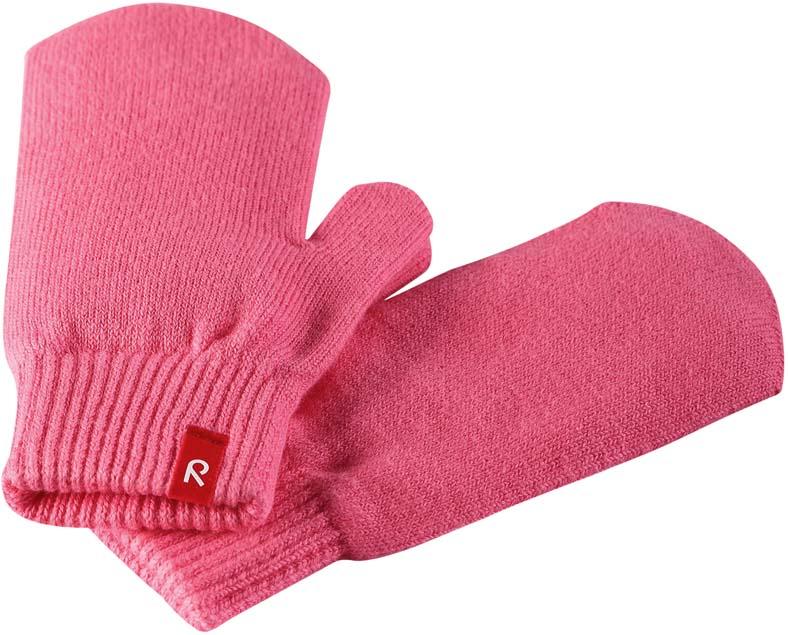 Варежки детские Lassie Klistra, цвет: розовый. 5272613290. Размер 3 reima klistra