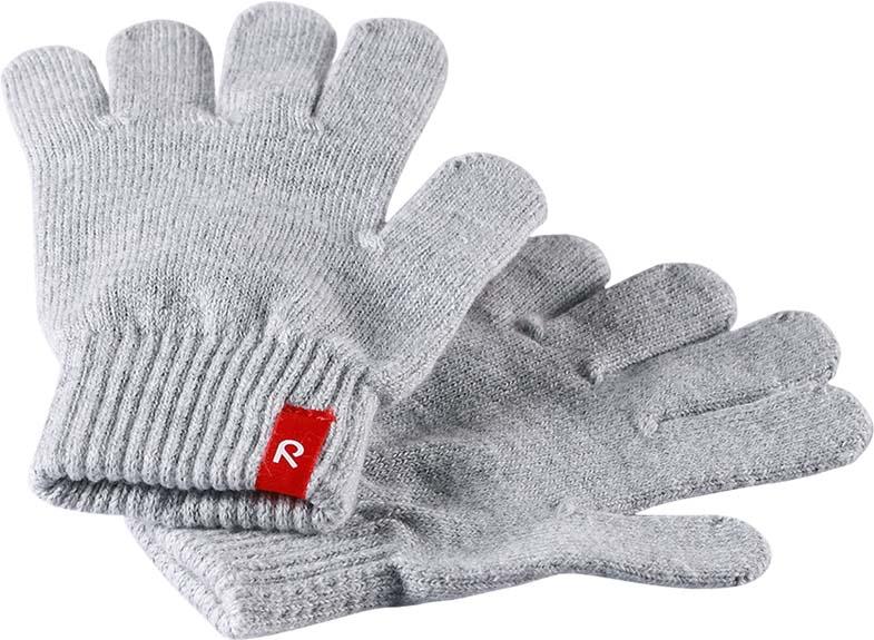 Перчатки детские Reima, цвет: серый. 5272609150. Размер 5 перчатки reima reima re883dbcade9