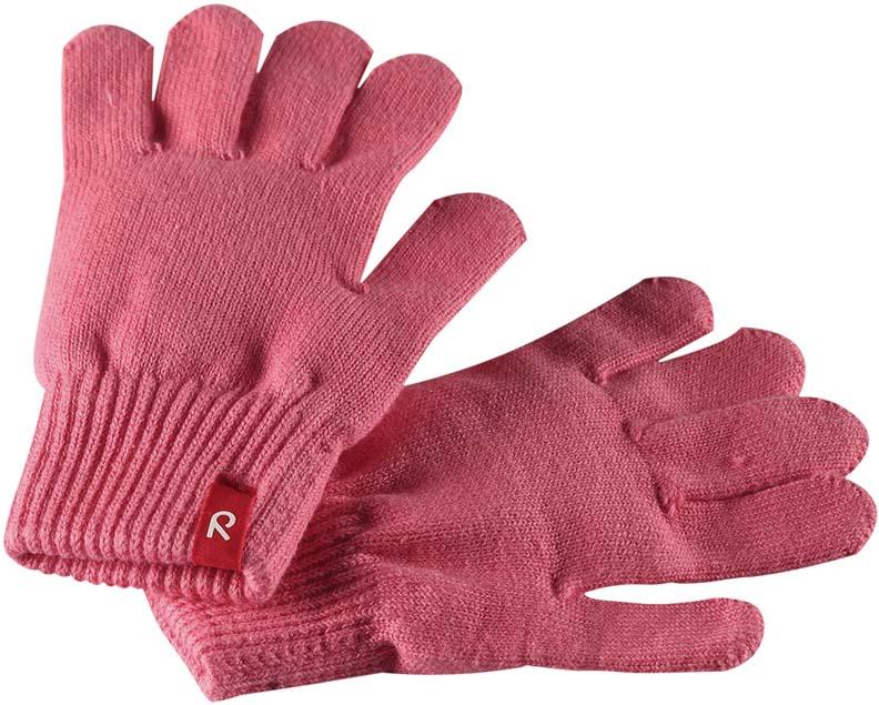 Перчатки детские Lassie Klippa, цвет: розовый. 5272603290. Размер 75272603290Перчатки Lassie Klippa для малышей и детей постарше выполнены из эластичного хлопчатобумажного трикотажа, дающего ощущение легкости и комфорта. Они идеально подойдут для поддевания под водонепроницаемые варежки и перчатки.