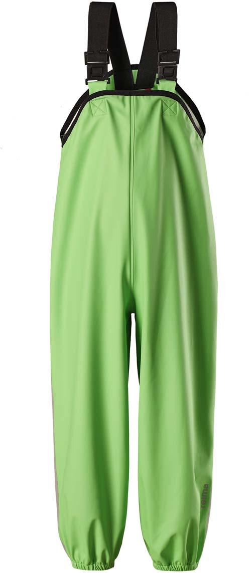 Полукомбинезон детский Reima Lammikko, цвет: зеленый. 5222338460. Размер 128 брюки reima lammikko
