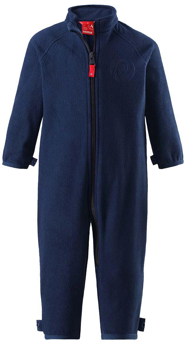 Комбинезон утепленный детский Reima Kiesu, цвет: темно-синий. 5163366980. Размер 86 reima комбинезон bunny