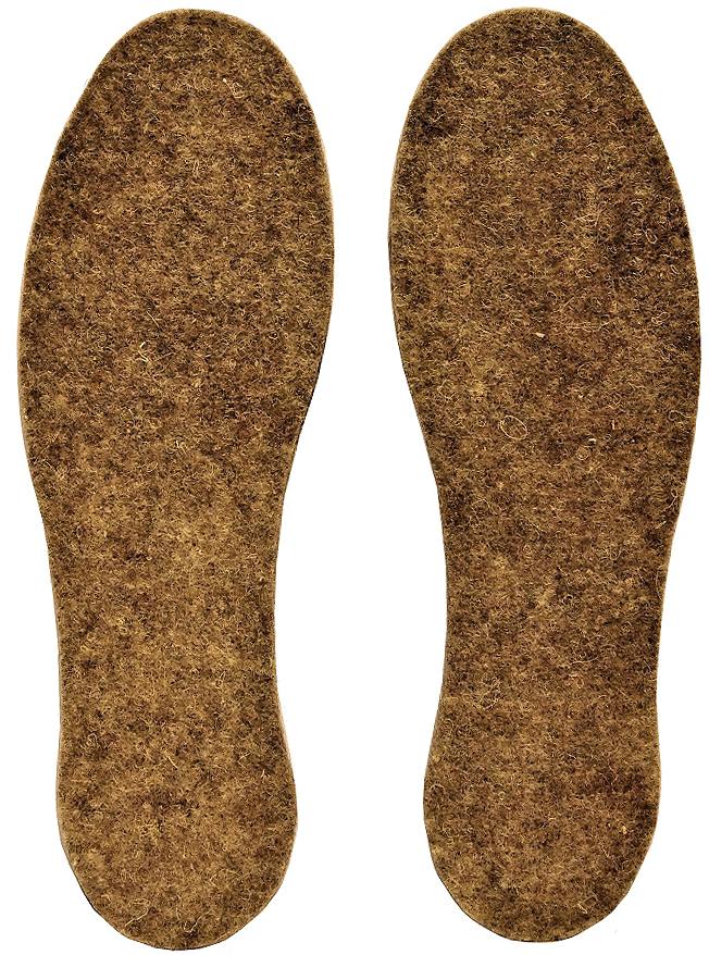 Термостельки для обуви Комфорт, зимние, цвет: бежевый. Размер 35-45A2017З/46Стельки КОМФОРТе защищают ноги от холода,улучшают комфортность обуви. В составе - натуральный войлок, искусственный войлок